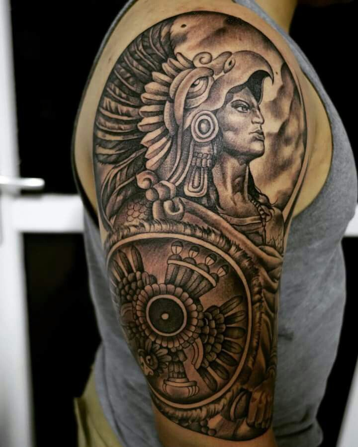 Inca Tattoo | Tattoo for Men | Mayan tattoos, Azteca ...