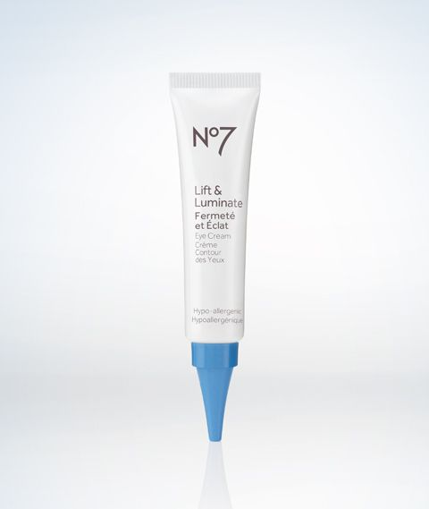 Feeling scary after last night? Perk up instantly with Boots No 7 Lift & Luminate Eye Cream! http://us.boots.com/product/32498