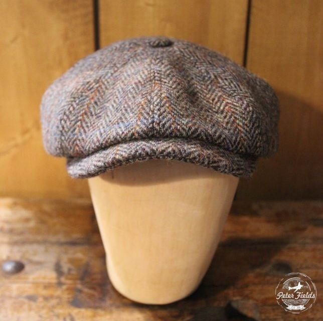e0533d46833e95 Stetson hatteras harris tweed | Clothing | Hats, Hats for men, Men dress