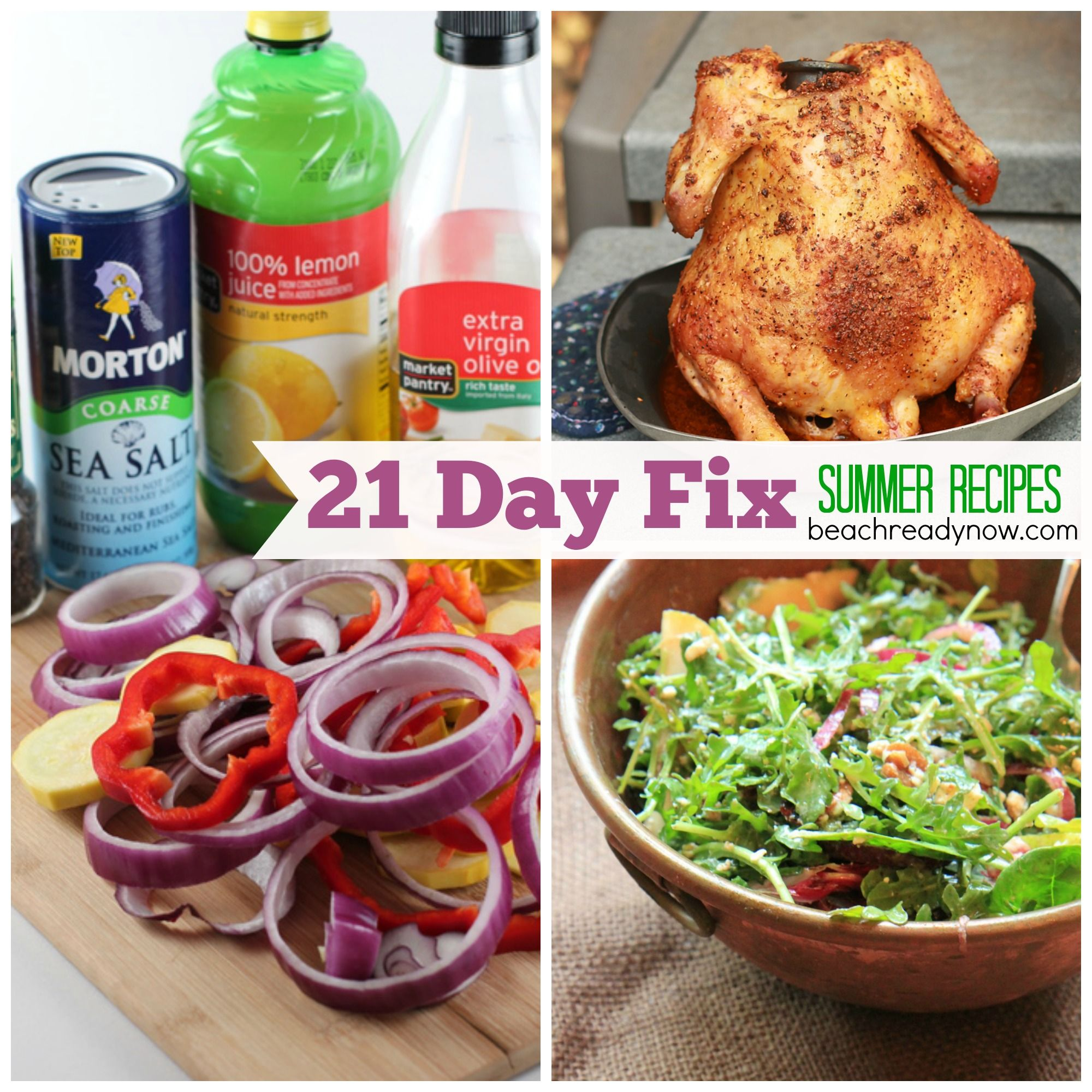 On The 21 Day Fix Going To A Grill Out Potluck Or Family Get