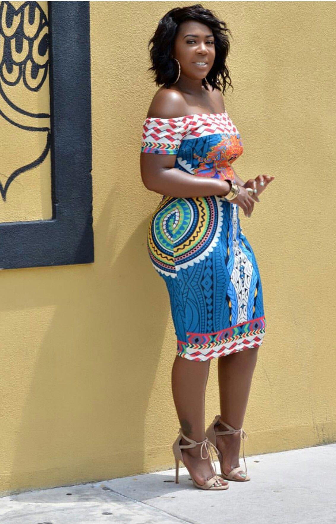 Love This Dress  Dresses  Beautiful Black Women, Fashion -7901