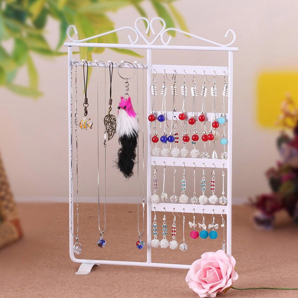 porte boucle d oreilles homemade bijoux la mode. Black Bedroom Furniture Sets. Home Design Ideas