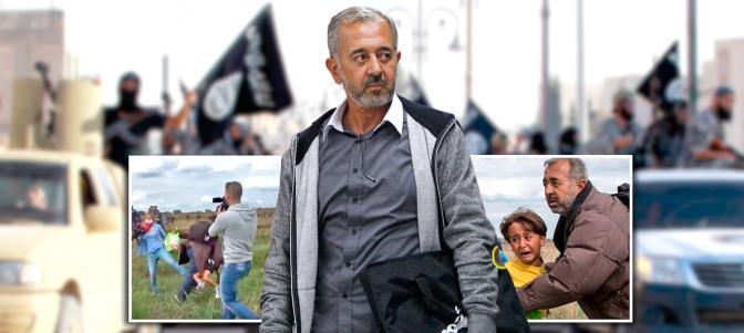 Los kurdos señalan al sirio acogido en Getafe como miembro de Al Qaeda - TVEstudio