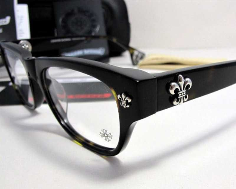 2fe238c693b Hot Filled DT Chrome Hearts Eyeglasses Hot Sale Online