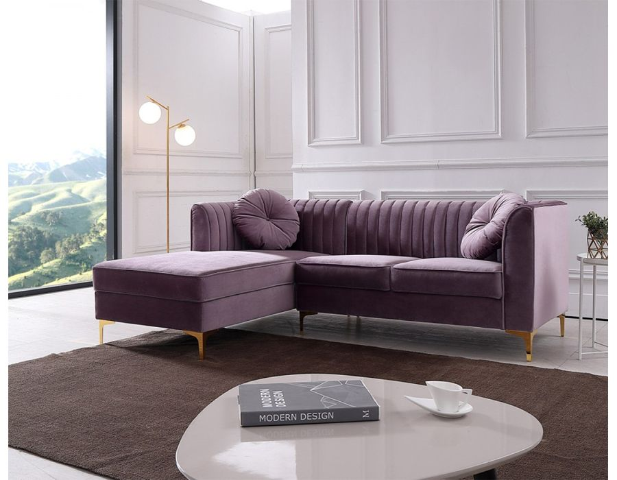 Sectional Sofas Image By Choice Custom Home Sectional Sofa Pink Velvet Sofa Velvet Sectional