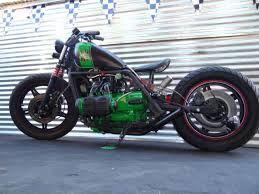 CB 750 Brat Style - Rewheeled | Baby bike, Motorcycle