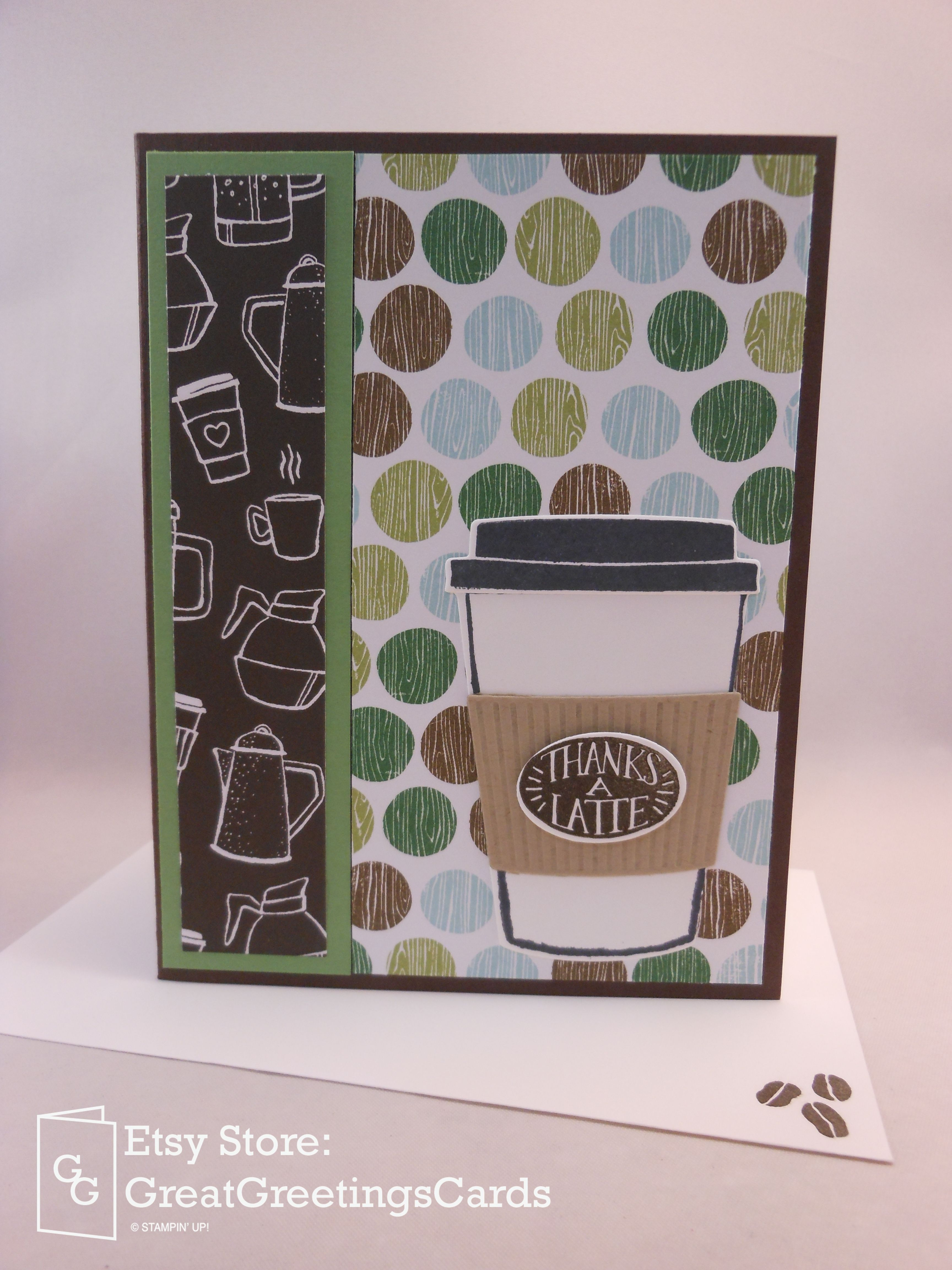 Cool Coffee Themed Gift Card Holder Card Give A Starbucks Or Dd