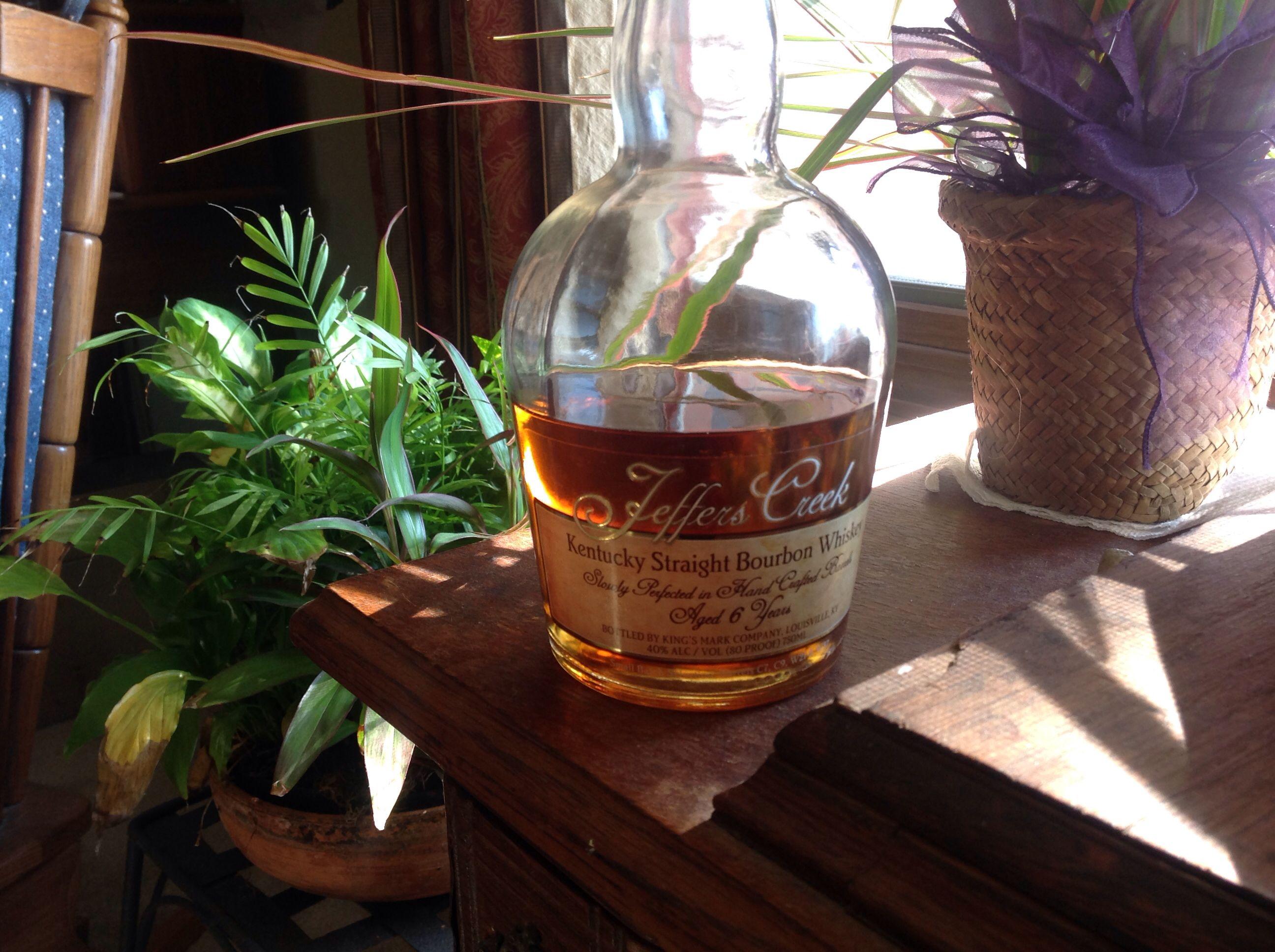 jeffers creek a respectable bourbon bourbons pinterest