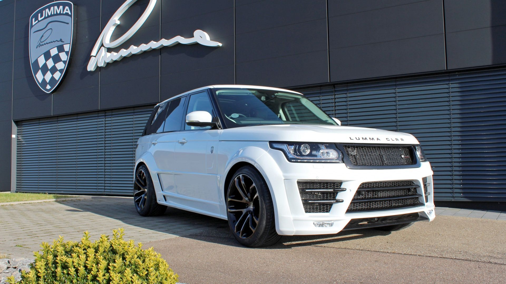 Baixar Wallpaper CLR R Lumma projeto рендж ровер de 2014 Range Rover L405 se§£o Land Rover resolu§£o