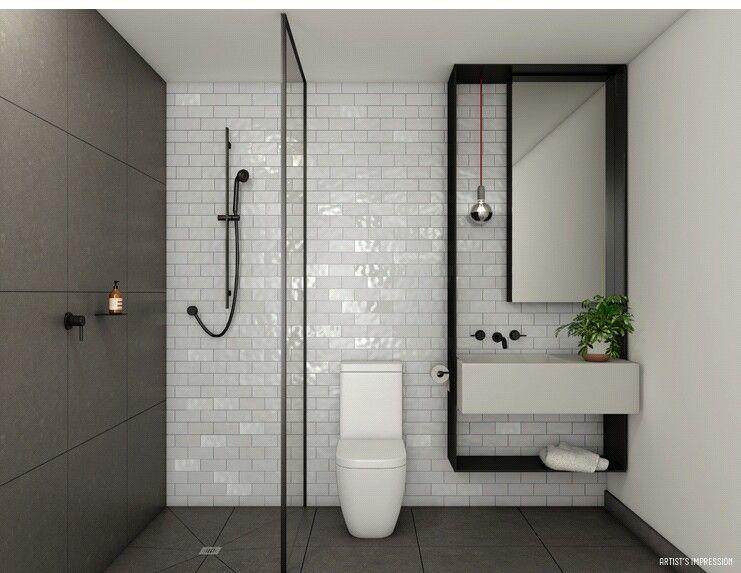 Basement Bathroom Design Minimalist Collins & Queen Essendon  Bedrooms And Bathrooms  Pinterest .