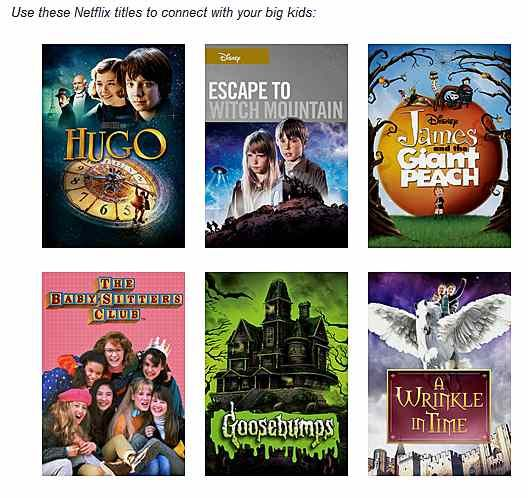 Bring Books To Life With 13 Great Movie Titles Based On Kids Books On Netflix Streamteam I Love My Kids Blog Great Kids Movies Great Movies Movie Titles