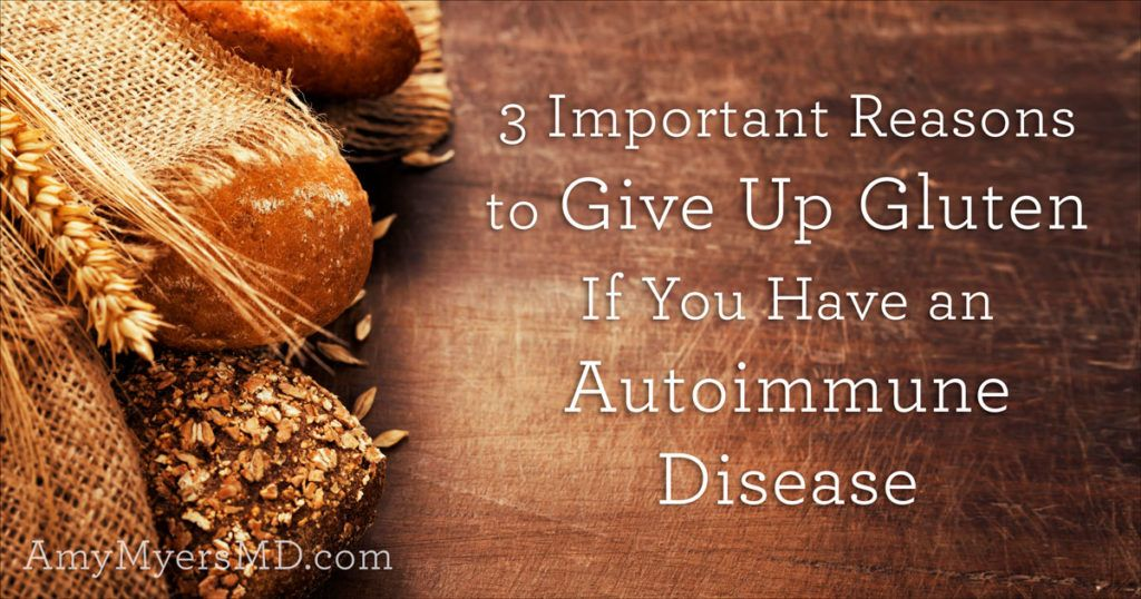 The Problem with Grains and Legumes Autoimmune disease