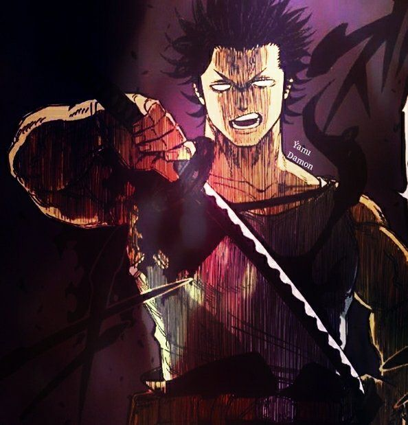 Unduh 500+ Wallpaper Hd Yami Black Clover HD Terbaik