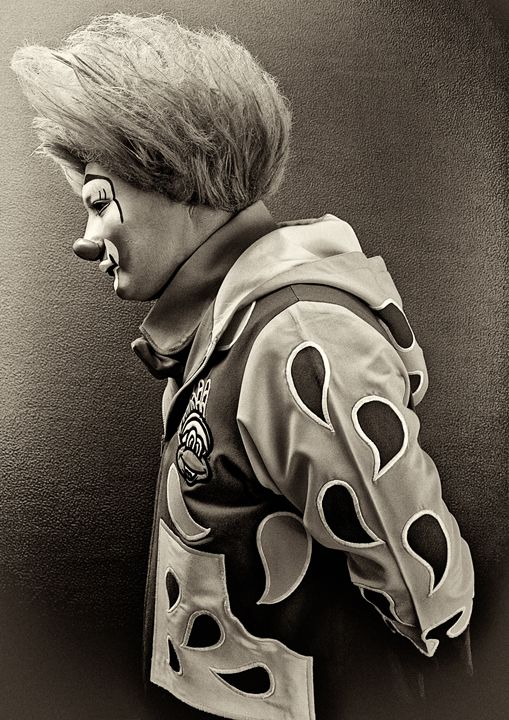 Vintage Clowns | Uploaded by Nicola Ókin Frioli. All photographs © 2011