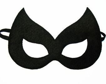 5 Felt Superhero Masks Party Pack Wholesale You Choose Styles