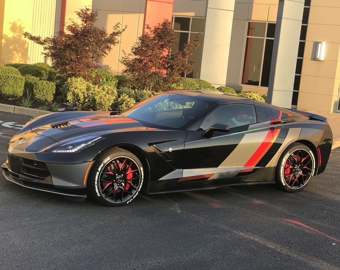 Beautiful Corvette Stingray Z51 top Speed | Martocciautomotive.com