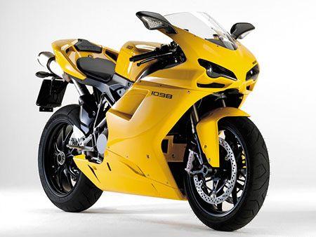 Ducati 1098 Motorcycle Super Bikes Ducati