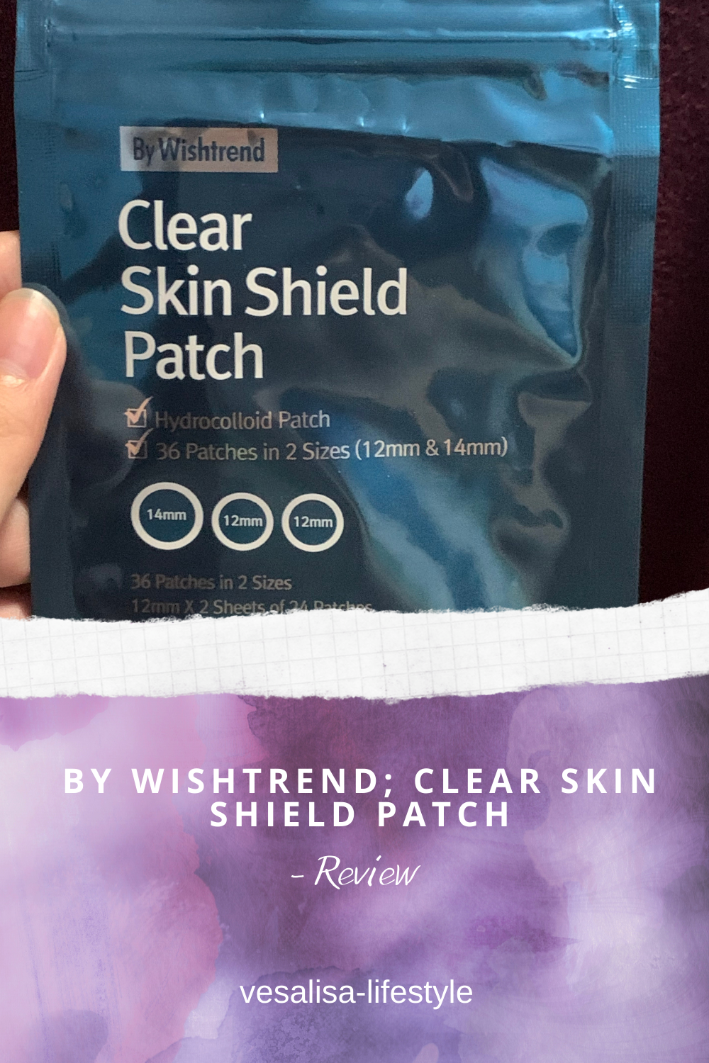 By Wishtrend Clear Skin Shield Patch Clear Skin Skin Patches
