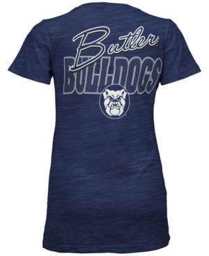 Royce Apparel Inc Women's Butler Bulldogs Logo T-Shirt - Blue L