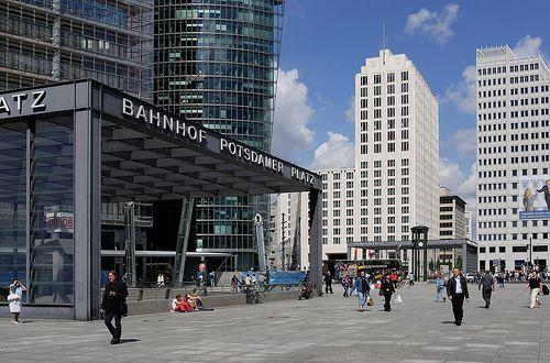 Potsdamer Platz | © visitBerlin, Foto: Wolfgang Scholvien | visitBerlin