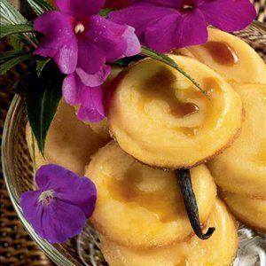 Bahialaiset kookoskakut Quindinsit - Reseptit – Kotiliesi