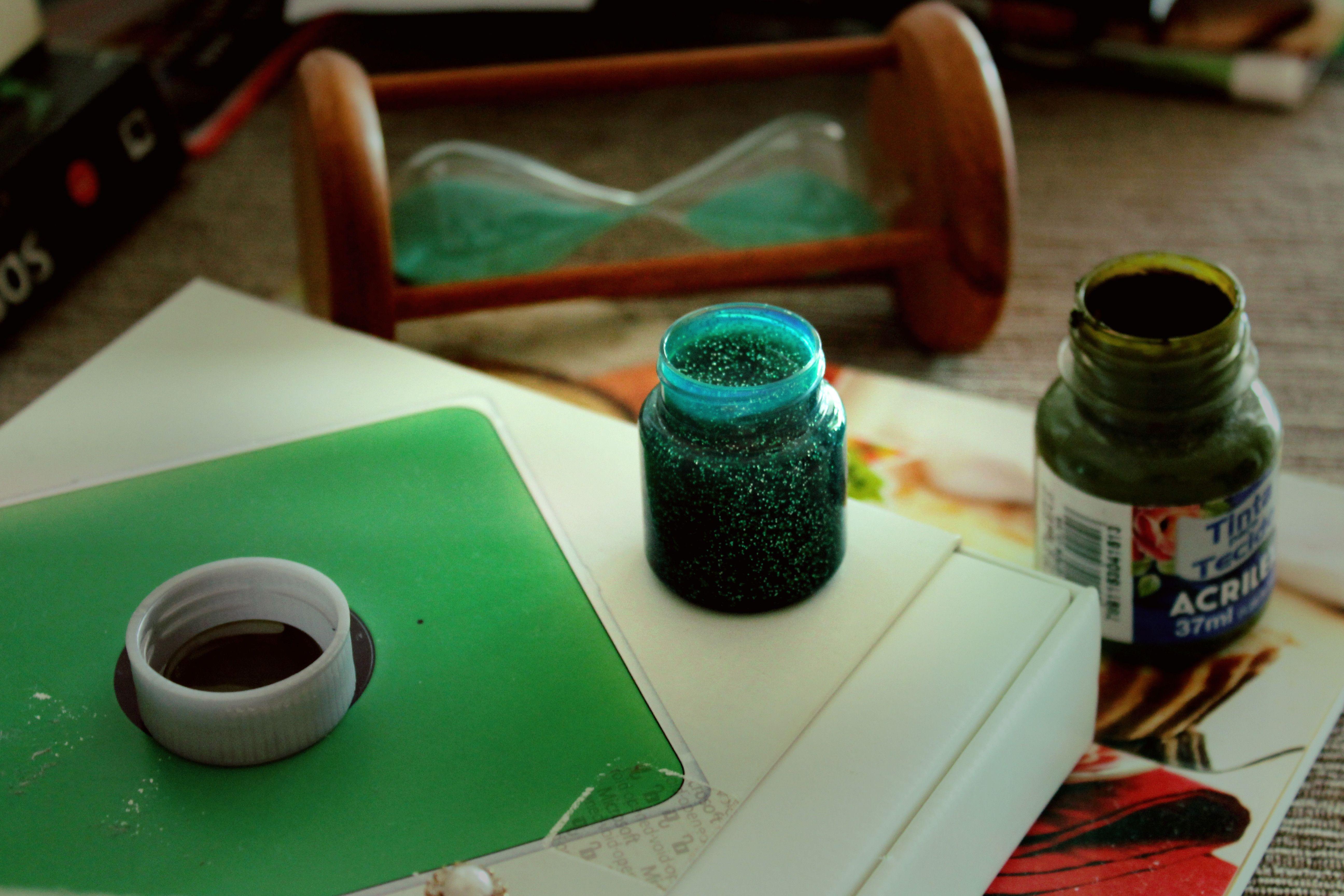 #tinta #verde #green