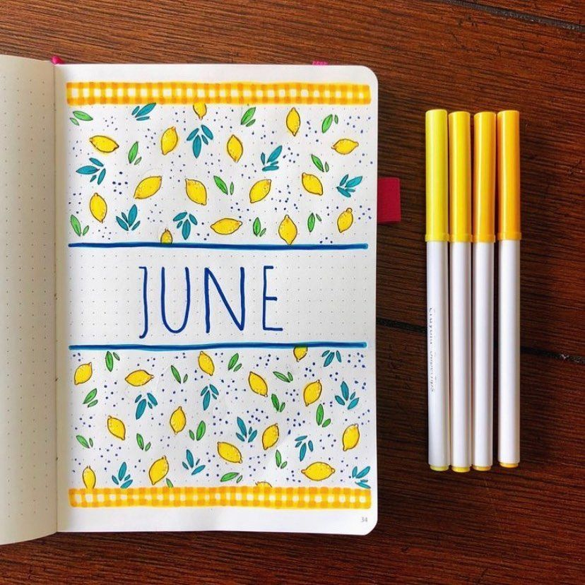 35+ Best Bullet Journal to Simplify Your Goals #journaling