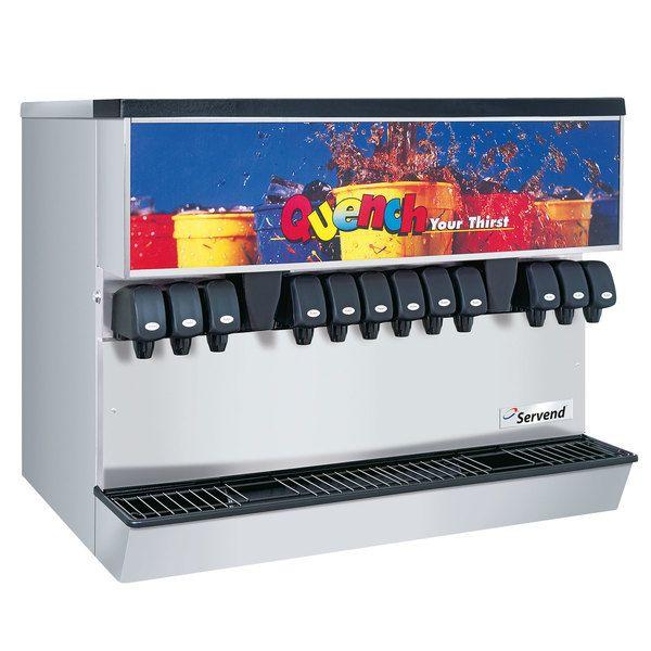 Summer Hot Selling Post Mix Cola Machines Coke Making Machine Cola