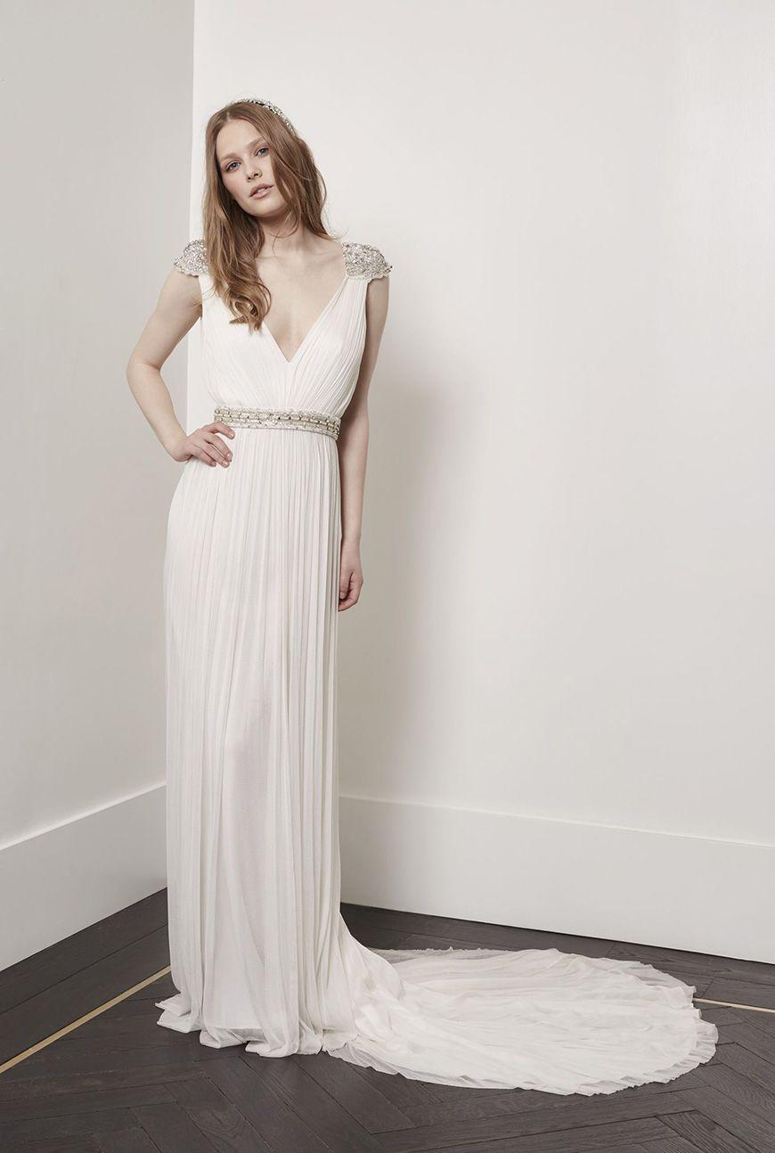 A Closer Look At Amanda Wakeley Wedding Dresses - Maya   CHWV   CHWV ...