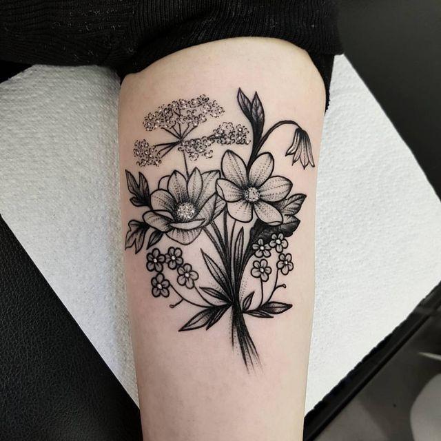 Pin de Antonella Pellegrino en lifeu2022 Pinterest Tatuajes, Ideas - tatuajes de rosas