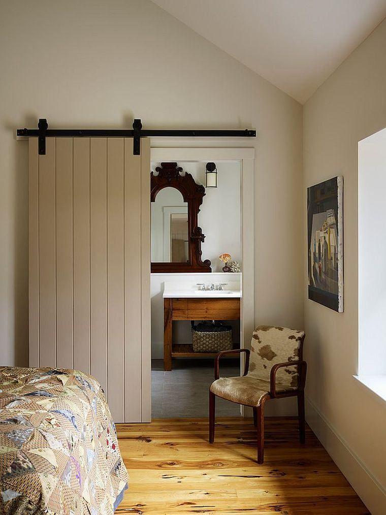 La porte coulissante salle de bain nous fait découvrir ses avantages