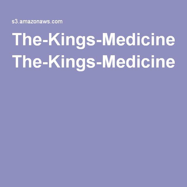 The-Kings-Medicine-Cabinet.pdf | Essential Oils | Pinterest