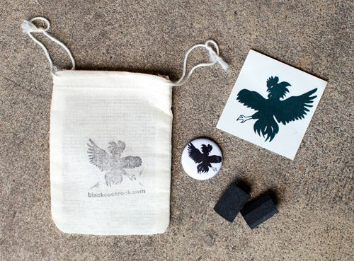 Stamped favor bags that are so cool they could BE the favor | Offbeat Bride