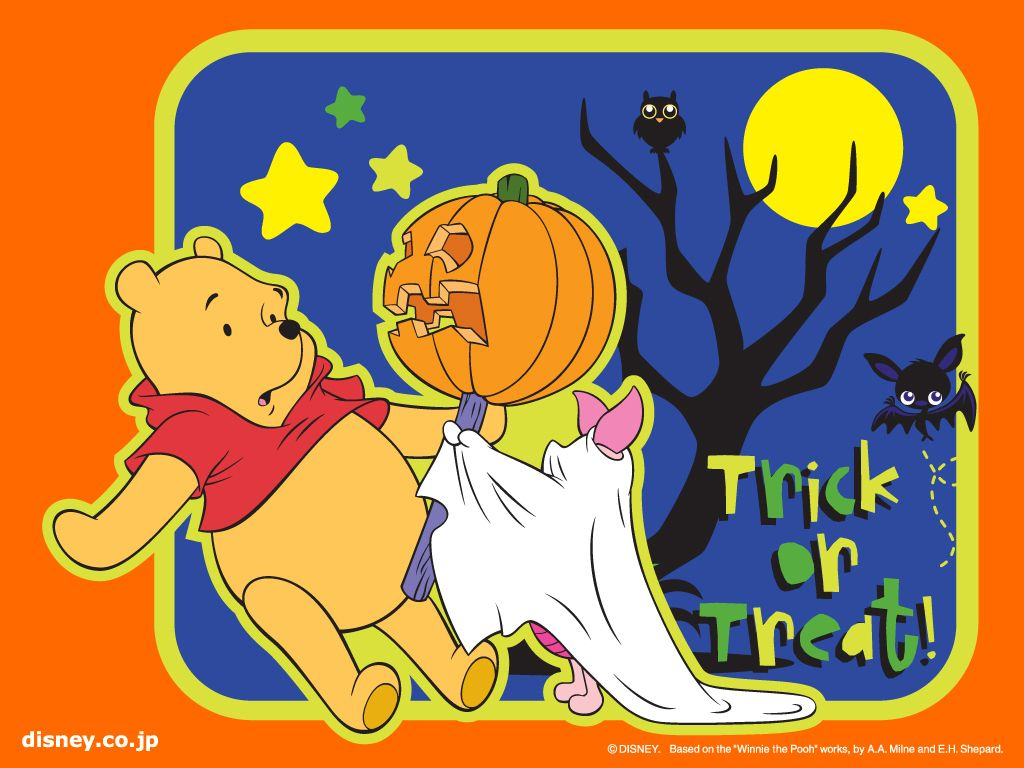 Winnie The Pooh Wallpaper Winnie The Pooh Halloween Wallpaper Winnie The Pooh Halloween Pooh Disney Halloween