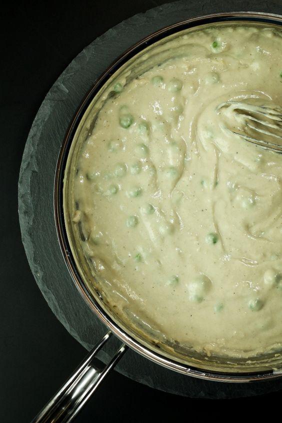 nut free vegan garlic alfredo sauce recipe alfredo sauce vegan alfredo sauce and vegan alfredo