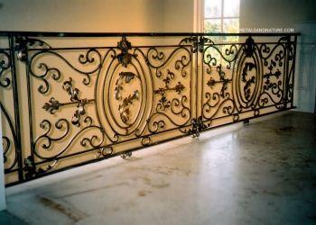 Wrought Iron Fences & Railings Tampa, Florida | Metals