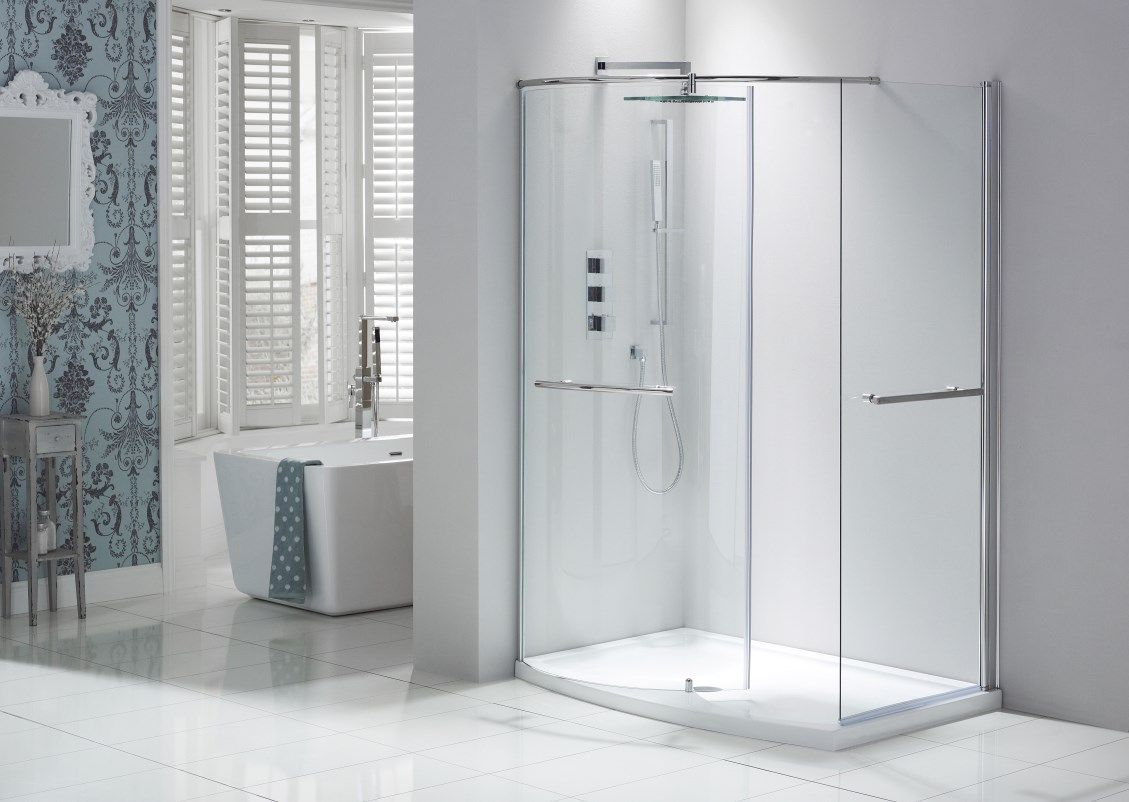 Prices for Corian shower enclosures | Barhrooms | Pinterest | Shower ...
