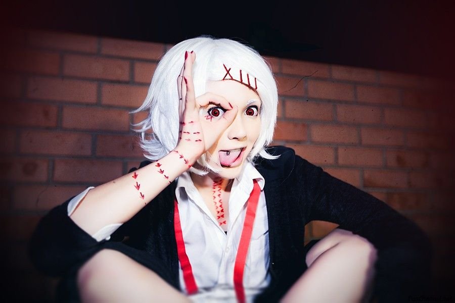 Some Of The Best Japan Anime Tokyo Ghoul Cosplay Otaku Desu