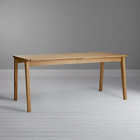 Buy John Lewis Duhrer 6 10 Seater Extending Dining Table line at