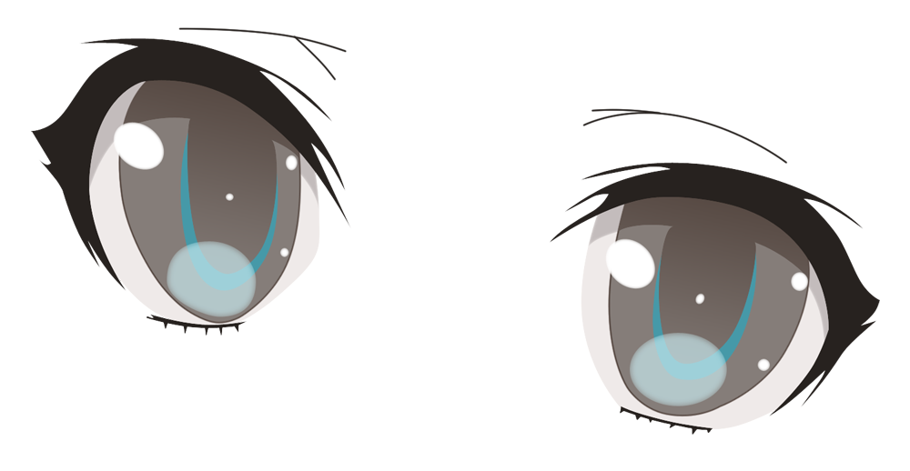 Miuna Shiodome Eyes By Scriptedillusion Deviantart Com On Deviantart Anime Eyes Boy Anime Eyes Anime
