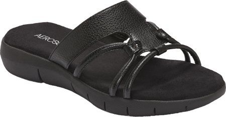 Aerosoles Women's Wip Away Sandal,Black,9 M US >>> Find out more about the great product at the image link.