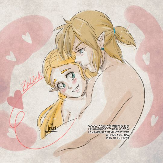 zelink i love so much this incarnation of them both this zelda is so