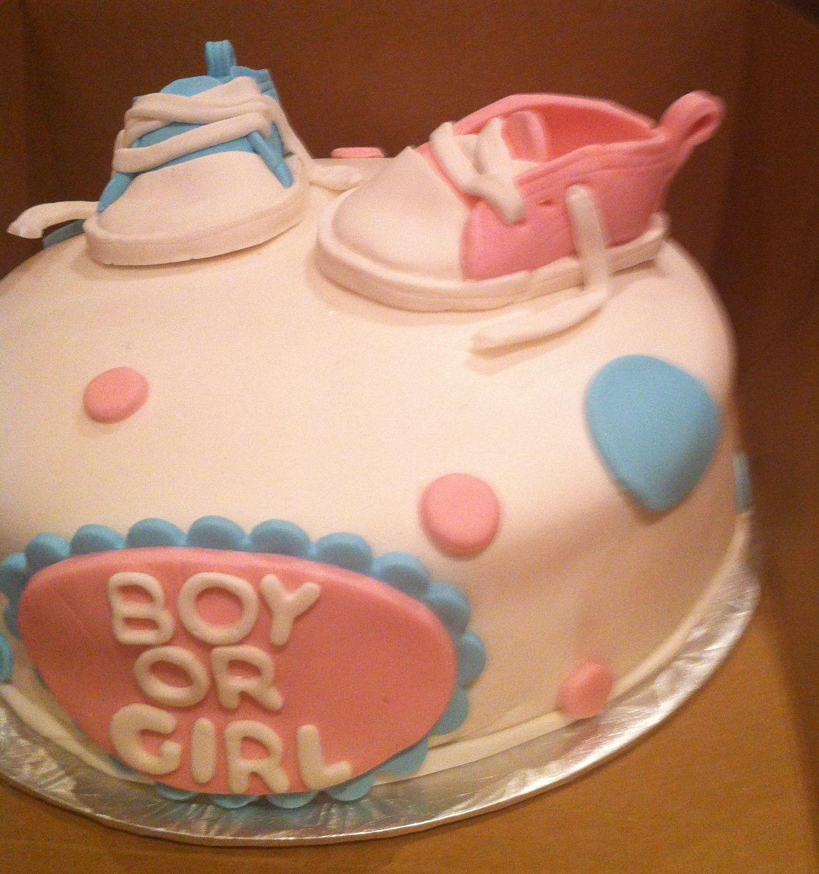 Baby Shower Cake By Sweet Treatz Cake Pops