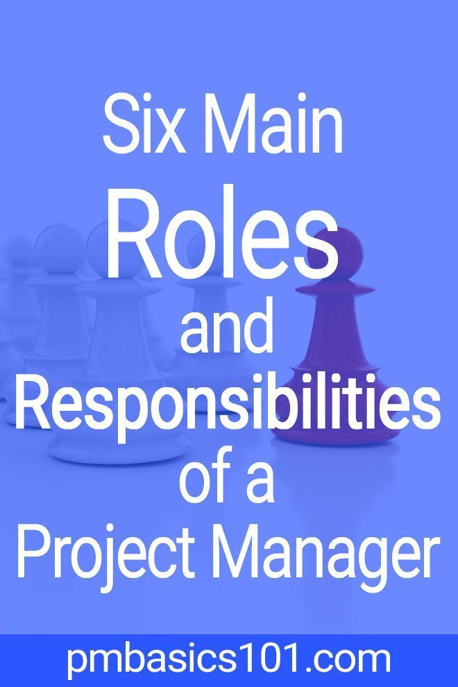 Role of a Project Manager All you need to Know (+Responsibilities) - Project management, Project management templates, Project manager resume, Project management tools, Agile project management, Management - What's the main role of a project manager on a real project  Here are the 4 roles and 6 responsibilities of a PM that generate 80% of the value  Read now!