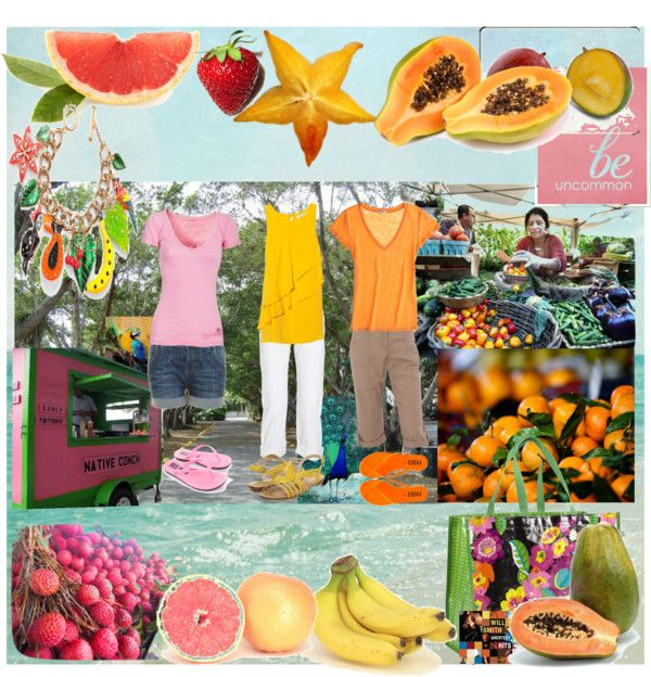 """Challenge # 30 ""My Farmer's Market"""" by gypsymanatee on Polyvore"