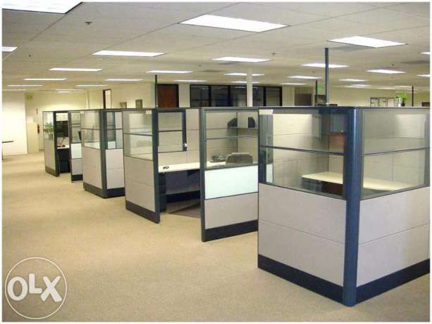View Office Furniture CUBICLES Table
