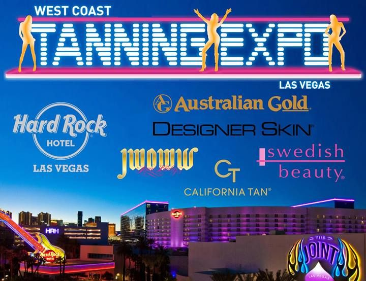 The entire New Sunshine crew will be at the West Coast Tanning Expo in Las Vegas, June 21-22!