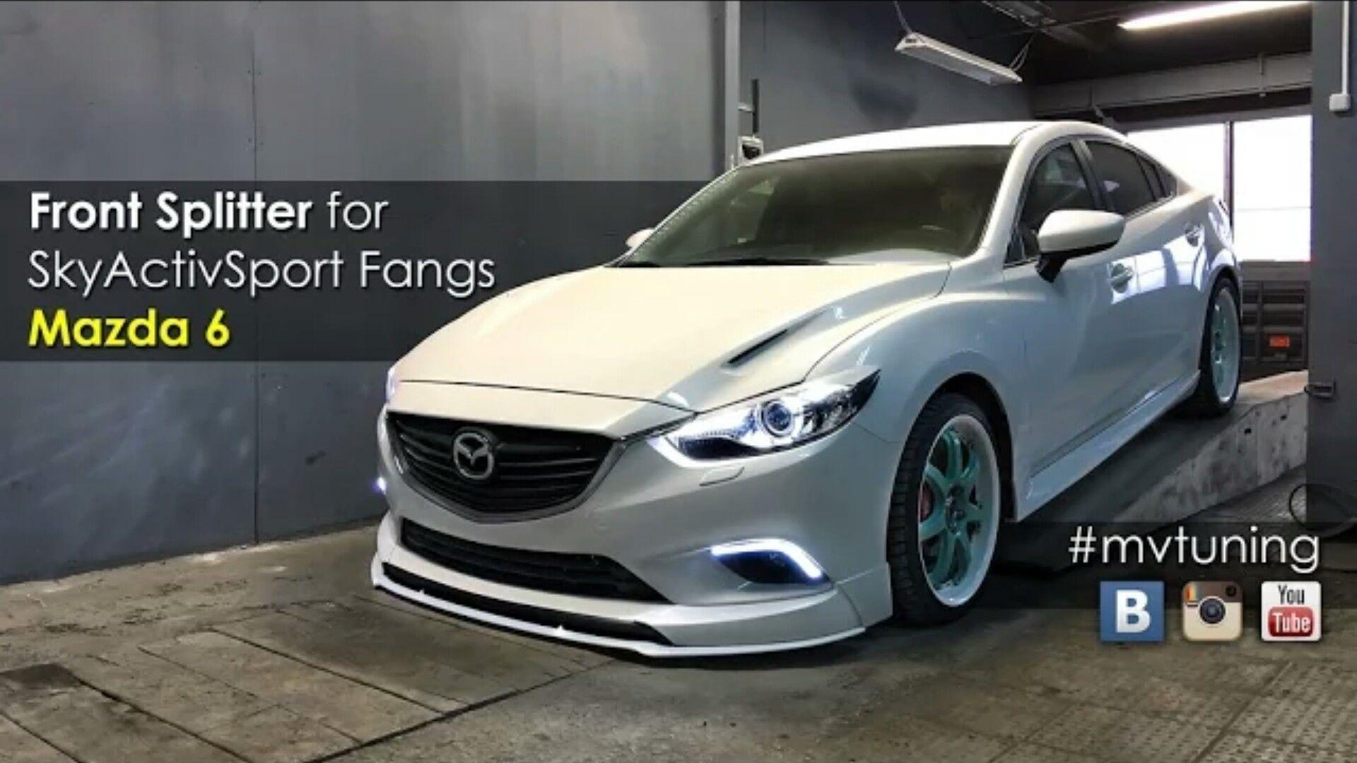 Mazda 6. Modified Mazda, Bmw car