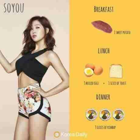 korean foods for weight loss