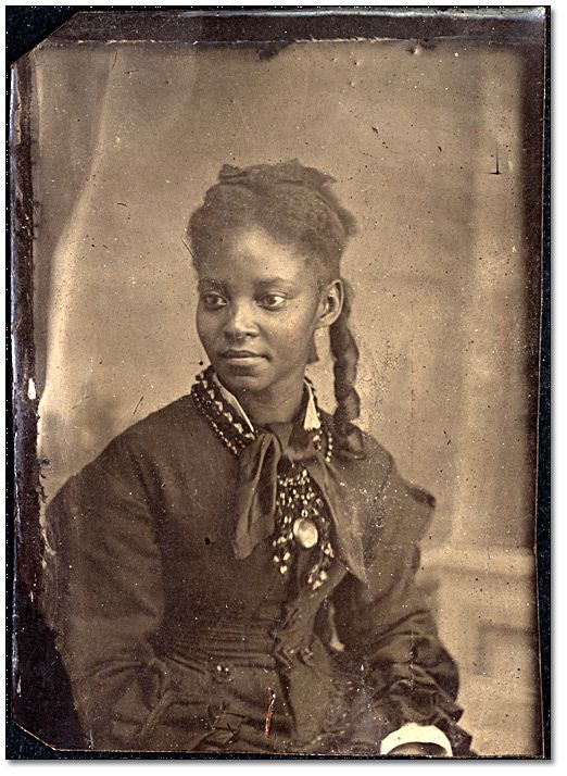 Unknown Beauty | The Black Victorians | 1896 Black History Album, The Way We Were